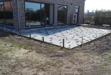 Bekisting voor betonvloeren