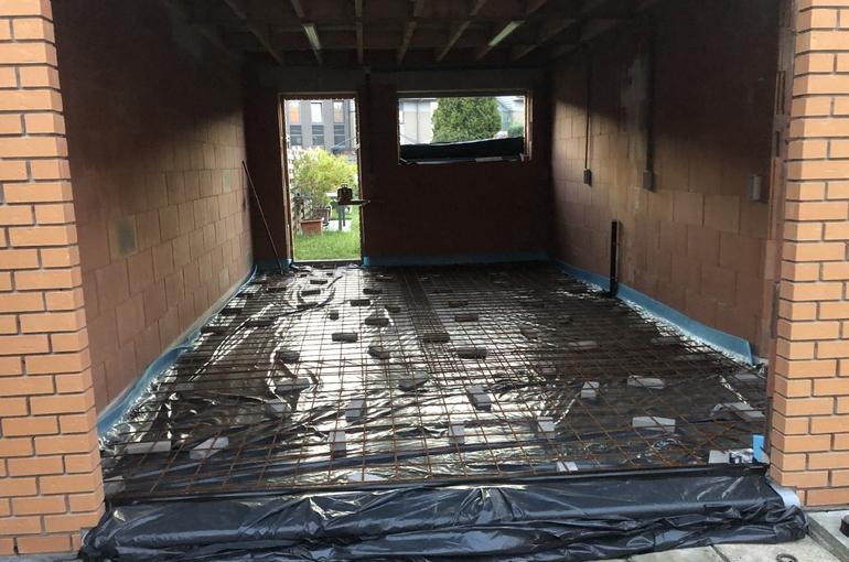 Gepolierde garagevloer 2