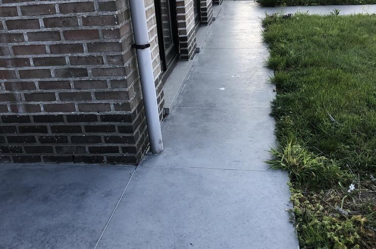 Renoveren van oude betonvloer 2