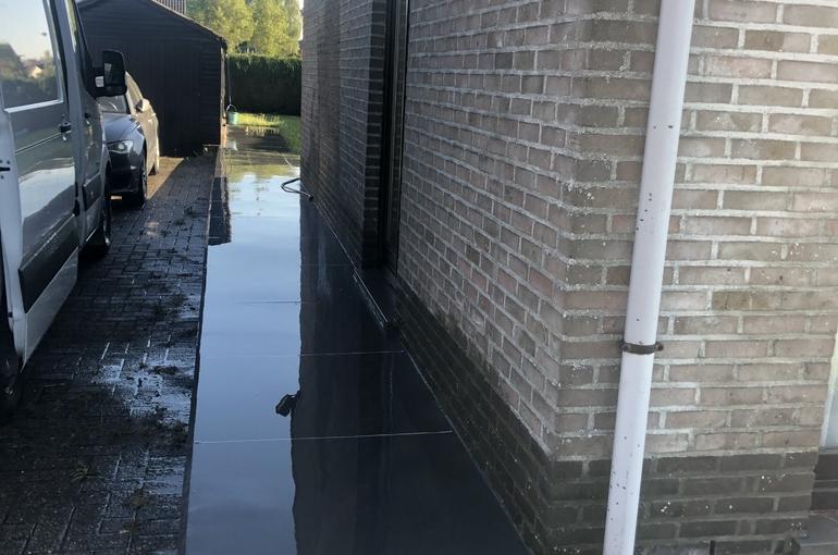 Renoveren van oude betonvloer 7