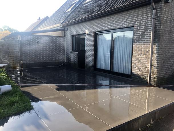 Renoveren van oude betonvloer